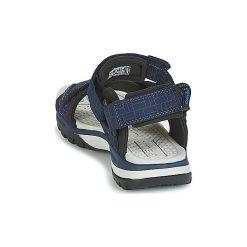 Sandały sportowe Dziecko  Geox  J BOREALIS B. F. Niebieskie buty sportowe chłopięce Geox. Za 207,20 zł.