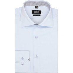 Koszula bexley 2584 długi rękaw ssf niebieski. Niebieskie koszule męskie Recman, m, z długim rękawem. Za 149,00 zł.