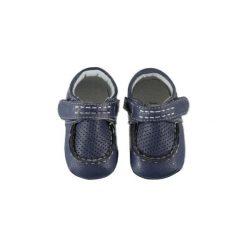 Buciki niemowlęce chłopięce: JACK & LILY Boys Baby Buty PENNY LOAFER navy
