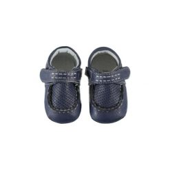 Buciki niemowlęce: JACK & LILY Boys Baby Buty PENNY LOAFER navy