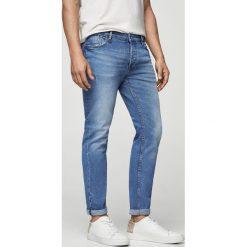 Mango Man - Jeansy Tim3. Niebieskie jeansy męskie slim marki House, z jeansu. Za 199,90 zł.