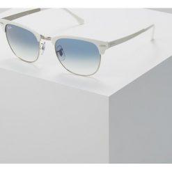 RayBan Okulary przeciwsłoneczne silvercoloured/white. Szare okulary przeciwsłoneczne damskie lenonki marki Ray-Ban. Za 679,00 zł.