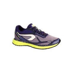 Buty do biegania KIPRUN FAST damskie. Fioletowe buty do biegania damskie marki KALENJI, z gumy. Za 249,99 zł.