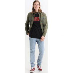 T-shirty męskie z nadrukiem: Soulland FRENCHY Tshirt z nadrukiem black