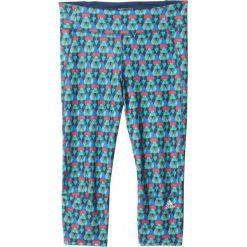 Bryczesy damskie: Adidas Spodnie biegowe Supernova 3/4 Tight S (AJ4064*S)