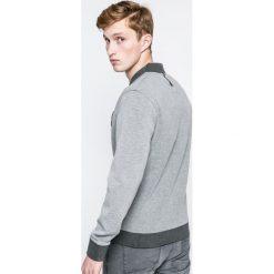 Bench - Bluza. Szare bluzy męskie rozpinane marki Bench, l, z dzianiny, bez kaptura. W wyprzedaży za 269,90 zł.