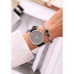 Biżuteria i zegarki: Czarny Zegarek Miser