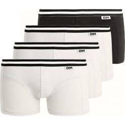 Bokserki męskie: DIM ECO 4 PACK Panty noir/gris