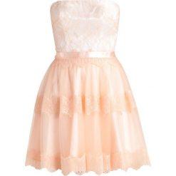 Sukienki hiszpanki: Laona Sukienka koktajlowa soft pink/cream white