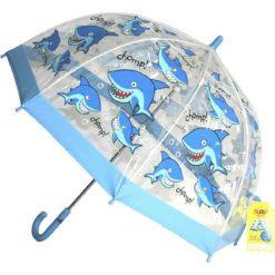 """Parasole: Parasol """"Shark"""" w kolorze błękitnym"""