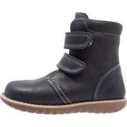 Kavat ASGAARD Śniegowce blue. Niebieskie buty zimowe damskie Kavat, z gumy. W wyprzedaży za 224,50 zł.