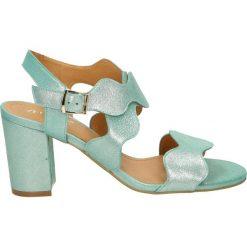 Sandały damskie: Sandały – 1847 NAB MENT