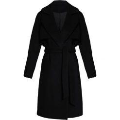 Płaszcze damskie pastelowe: 2nd Day Płaszcz wełniany /Płaszcz klasyczny black
