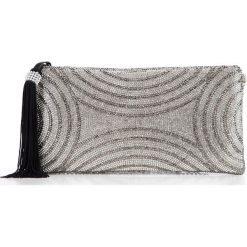 Torebka damska 86-4Y-802-S. Szare torebki klasyczne damskie Wittchen, z aplikacjami, matowe. Za 149,00 zł.