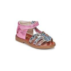 Sandały Dziecko  GBB  PHILIPPINE. Czerwone sandały dziewczęce GBB. Za 207,20 zł.