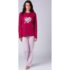 Piżamy damskie: Damska piżama Jersey Dream
