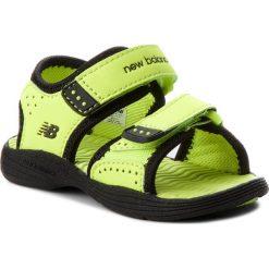 Sandały chłopięce: Sandały NEW BALANCE – K2004BY Żółty