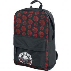 Guns N' Roses Red Roses Plecak czarny. Czarne plecaki męskie Guns N' Roses. Za 99,90 zł.