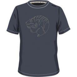 IGUANA Koszulka męska Lanre Ombre Blue r. M. Brązowe t-shirty męskie marki IGUANA, s. Za 79,99 zł.