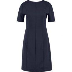 Kaffe INDIA O NECK SLEEVE Sukienka etui midnight marine. Niebieskie sukienki Kaffe, xs, z dżerseju, marine. Za 379,00 zł.