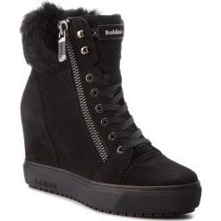 Sneakersy BALDININI - 948401TKILA0000XXFXX Nero. Czarne sneakersy damskie Baldinini, z materiału. Za 2189,00 zł.