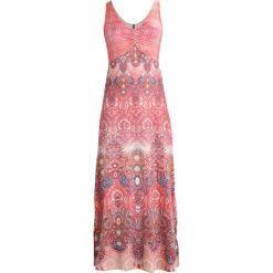 Długie sukienki: Smash MAISA Długa sukienka coral