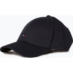 Czapki damskie: Tommy Hilfiger - Damska czapka z daszkiem, niebieski