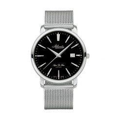 Zegarki męskie: Zegarek męski Atlantic Super De Luxe 64356-41-61