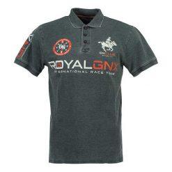 """T-shirty chłopięce z krótkim rękawem: Koszulka polo """"Kolmar"""" w kolorze granatowym"""