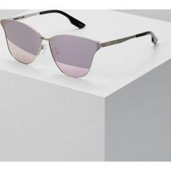 Okulary przeciwsłoneczne damskie: McQ Alexander McQueen Okulary przeciwsłoneczne silvercoloured/silvercoloured/pink