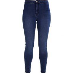 Boyfriendy damskie: Topshop Petite JONI Jeans Skinny Fit blue