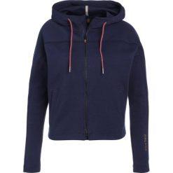 Bogner Fire + Ice MARJAN Bluza rozpinana dark blue. Niebieskie bluzy rozpinane damskie Bogner Fire + Ice, z bawełny. W wyprzedaży za 503,20 zł.