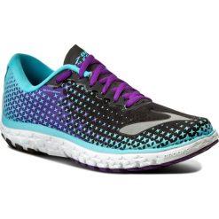 Buty BROOKS - PureFlow 5 120207 1B 488 Bluefish/Black/Electric Purple. Czarne buty do biegania damskie Brooks, z materiału. W wyprzedaży za 329,00 zł.