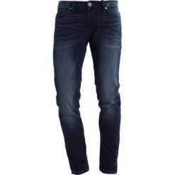 Cars Jeans ANCONA  Jeansy Slim Fit dark used. Niebieskie rurki męskie Cars Jeans. Za 209,00 zł.