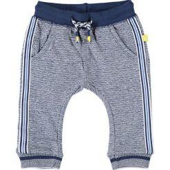 Spodnie niemowlęce: Spodnie w kolorze granatowym