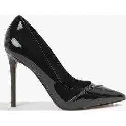 Czółenka czarne Donna. Czarne buty ślubne damskie Badura. Za 239,99 zł.