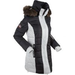 Płaszcze damskie pastelowe: Płaszcz outdoorowy bonprix czarny