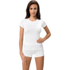 Gwinner Koszulka PERFECT FIT Ladies LIGHTline biała r. S. Topy sportowe damskie marki Gwinner, s. Za 58,71 zł.