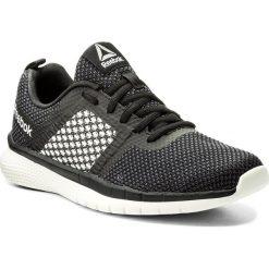 Buty Reebok - Pt Prime Runner Fc CN3153 Blk/Coal/Chlk/Wht/Slv/Stl. Czarne buty do biegania damskie Reebok, z materiału. W wyprzedaży za 179,00 zł.