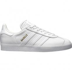 """Buty adidas Gazelle """"White"""" (BB5498). Białe buty skate męskie Adidas, z materiału, Adidas Gazelle. Za 189,99 zł."""