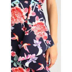 Sukienki hiszpanki: True Violet Sukienka z dżerseju navy