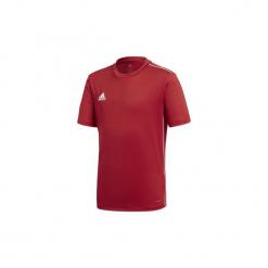 T-shirty z krótkim rękawem Dziecko  adidas  Koszulka treningowa Core 18. Niebieskie t-shirty chłopięce z krótkim rękawem marki S.Oliver, z nadrukiem, z bawełny. Za 69,95 zł.