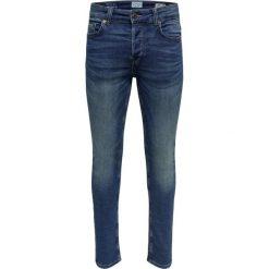Spodnie męskie: Only & Sons LOOM JOG Jeansy Slim Fit blue