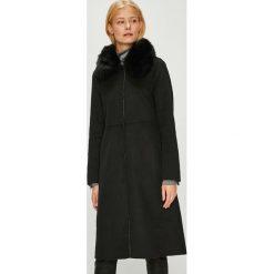 Silvian Heach - Płaszcz. Czarne płaszcze damskie pastelowe Silvian Heach, m, z materiału, klasyczne. Za 1209,00 zł.