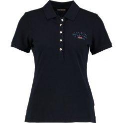T-shirty damskie: Napapijri ELMA Koszulka polo blu marine