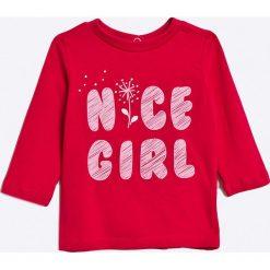 Bluzki dziewczęce bawełniane: Blukids - Bluzka dziecięca 56-74 cm