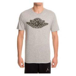 Nike Koszulka Jordan Sportswear Iconic Wings szara r. L (834476 063). Szare t-shirty męskie Nike, l. Za 129,90 zł.