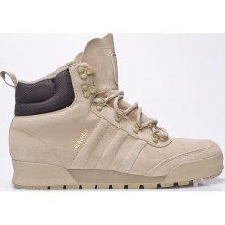 Adidas Originals - Buty Jake Boot 2.0. Szare buty trekkingowe męskie adidas Originals, z materiału, na sznurówki, outdoorowe. W wyprzedaży za 549,90 zł.