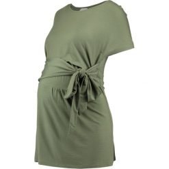 T-shirty damskie: Boob ALIA Tshirt z nadrukiem dusty olive