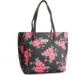 Torebka MONNARI - BAG7650-020 Black. Czarne torebki klasyczne damskie marki Monnari, ze skóry ekologicznej, bez dodatków. W wyprzedaży za 199,00 zł.